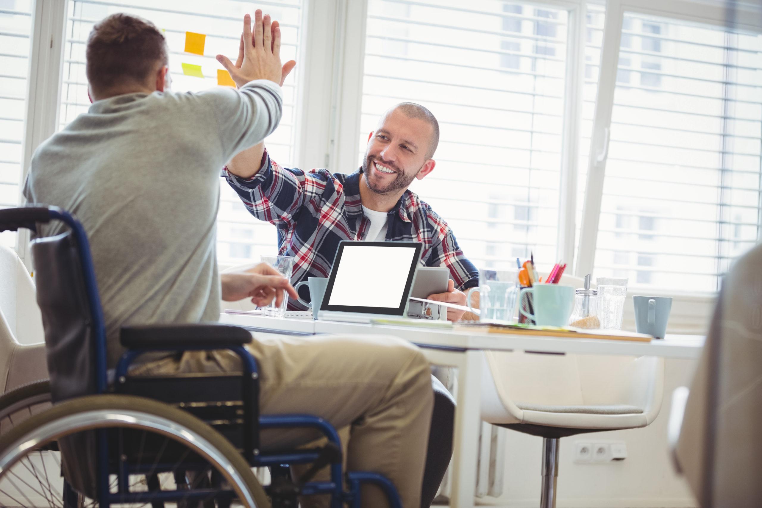 detacheren gehandicaptenzorg