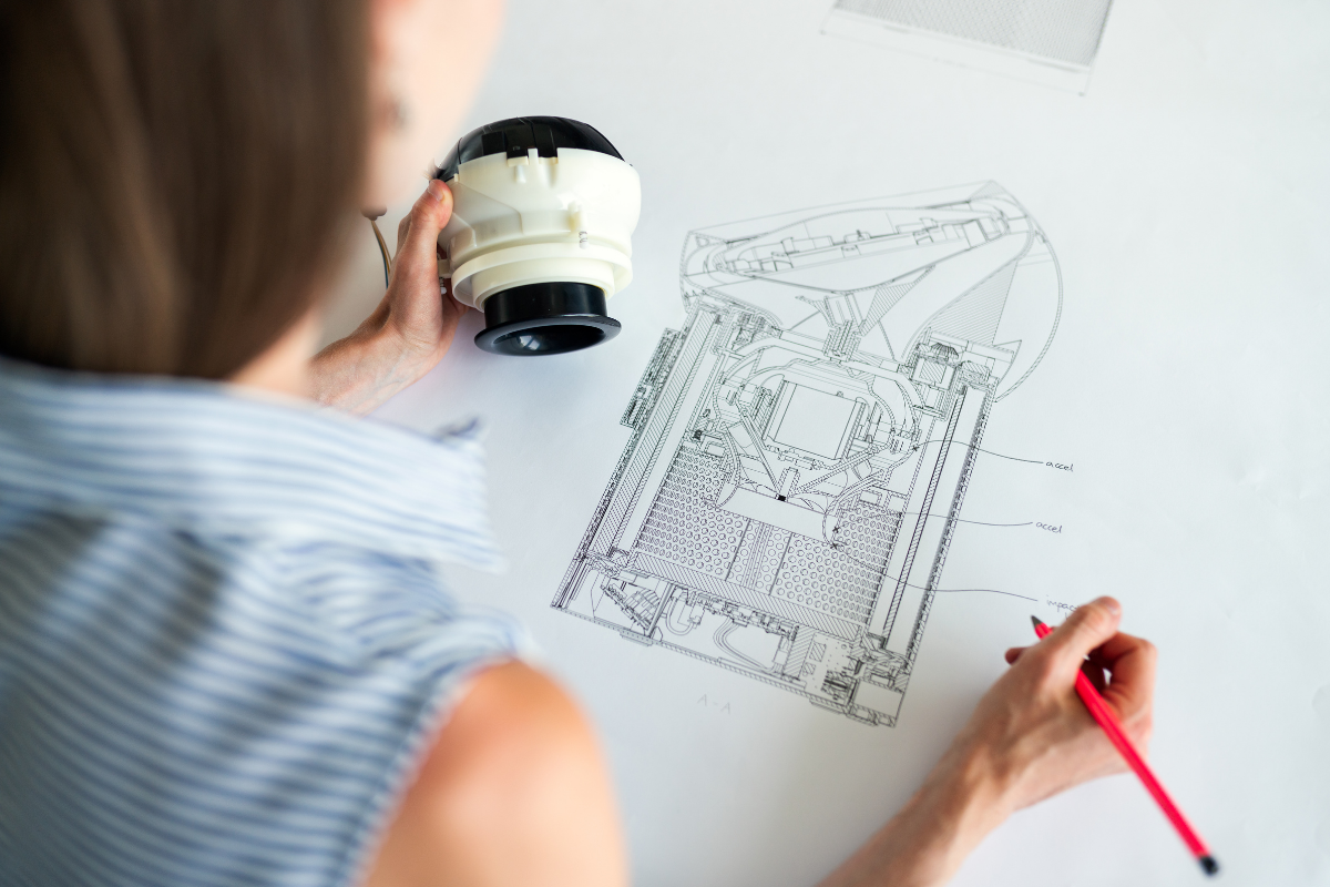 bouwkundig tekenaar